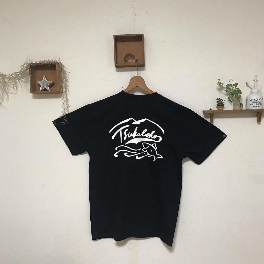 筑波湖ブランドTシャツ